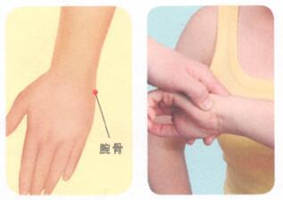 腕关节扭伤