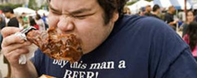 调整饮食,拒绝肥胖!