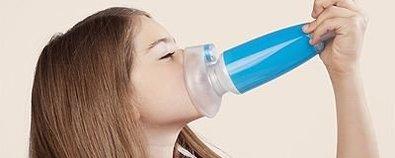小孩夜间哮喘巧用葱姜