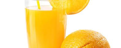 每天喝半杯橙汁可降低中风危险
