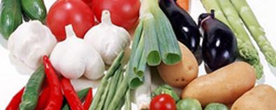 蔬菜颜色各不同 养生功效有差异