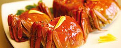 秋蟹味肥美 给你4条必吃的养生理由