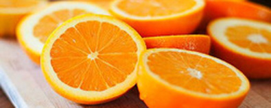 秋橙浑身都是宝 护肤养生少不了