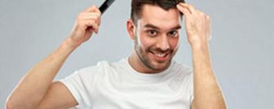 男性脱发引关注 如何保持健康发质