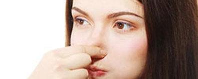 看看自己的鼻子,得知自己的脾胃